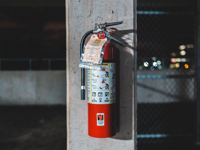 Brandsikring og miljøscreening